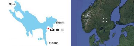 Hitta till Tällberg